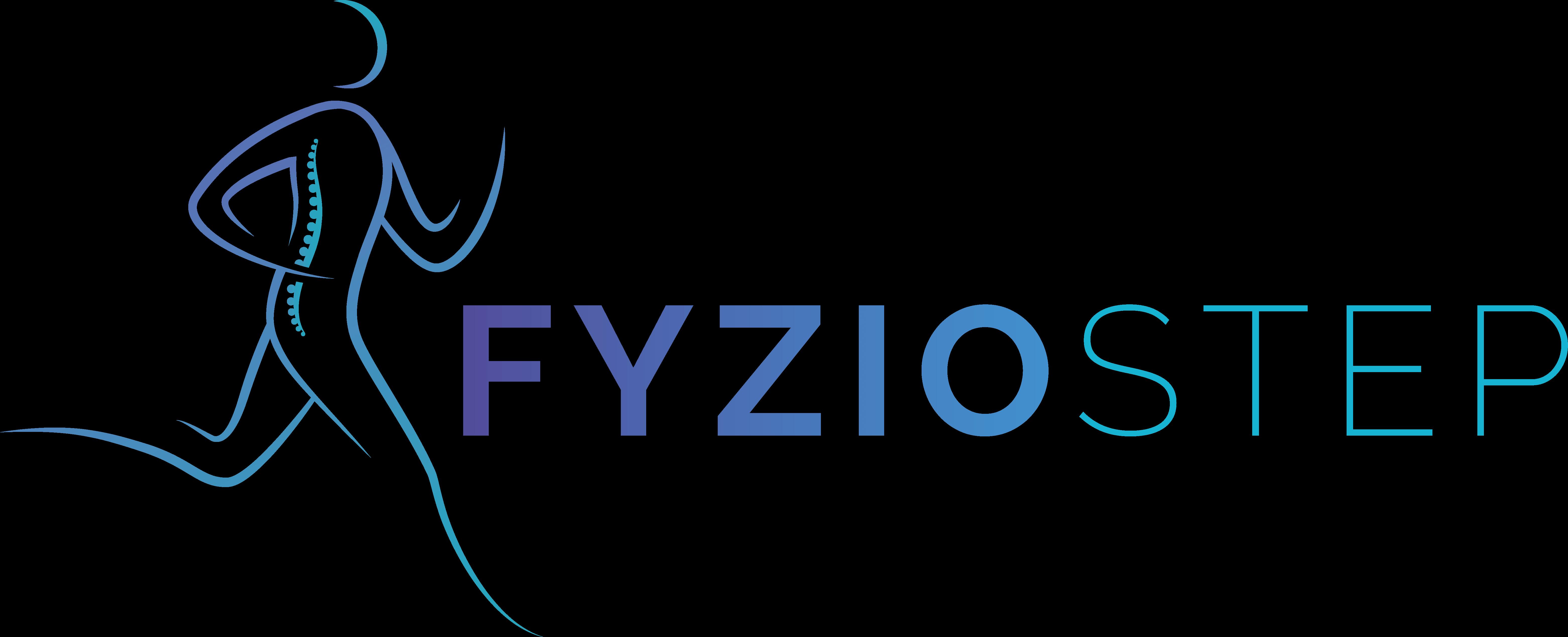 Logo Fyziostep | Fyzioterapie